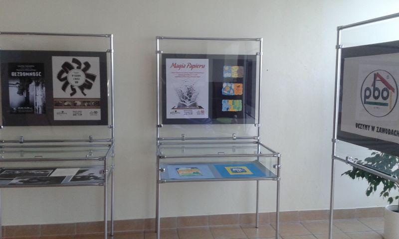 Galeria Pakamera w Bibliotece Wojewódzkiej