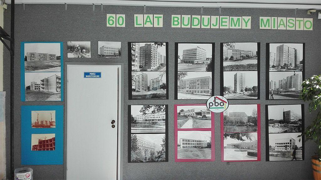 """60 lat budujemy miasto"""
