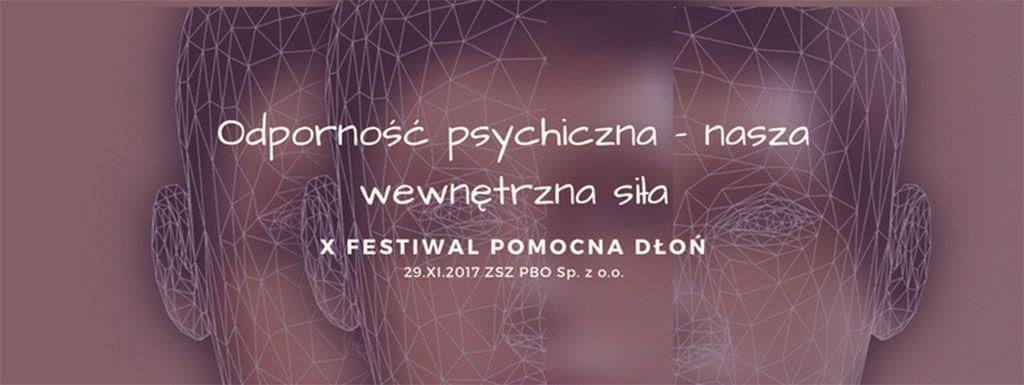 X Festiwal Pomocna Dłoń