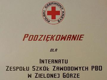 """""""Czerwonokrzyska gwiazdka"""""""